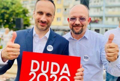 Janusz Kowalski Andrzej Duda kampania
