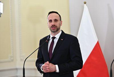 Janusz Kowalski Ministerstwo Sprawiedliwości