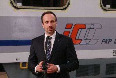 Janusz Kowalski PKP wywiad Intercity