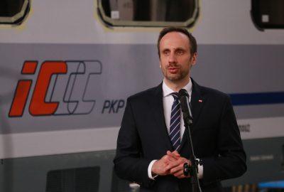 Janusz Kowalski PKP wywiad Intercity1