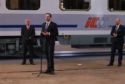 Janusz Kowalski PKP wywiad Intercity2